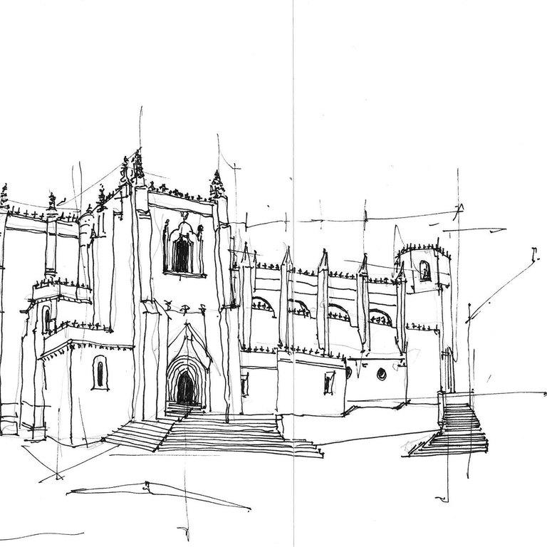 Guarda Cathedral · Inês Massano · 2017/2018