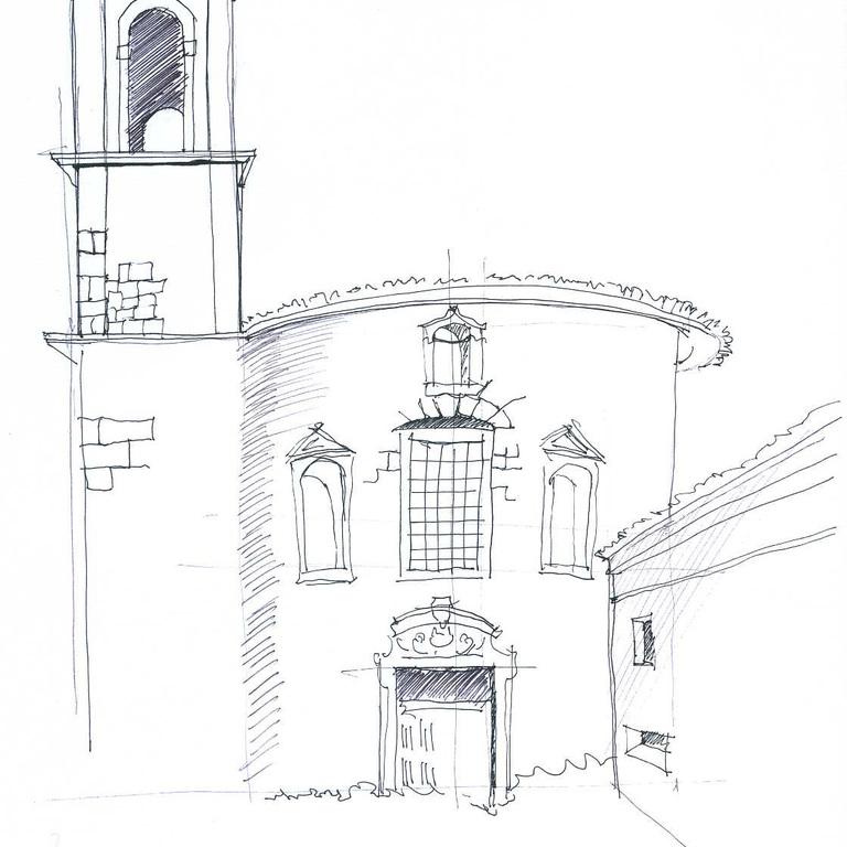 Maceira Dão Monastery, Mangualde · André Sousa · 2014/2015