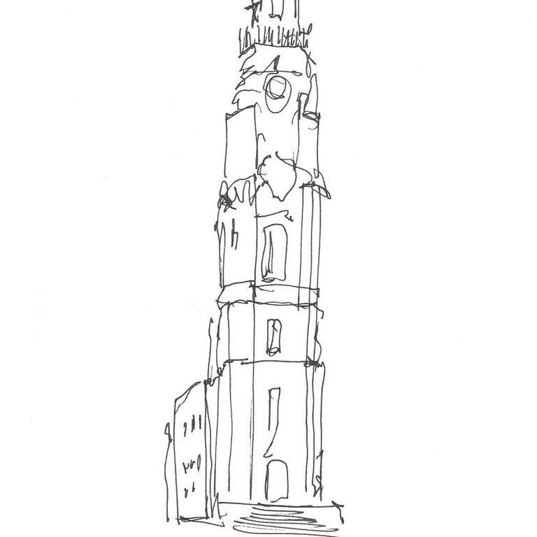 Clérigos Tower · Ana Santiago · 2016/2017