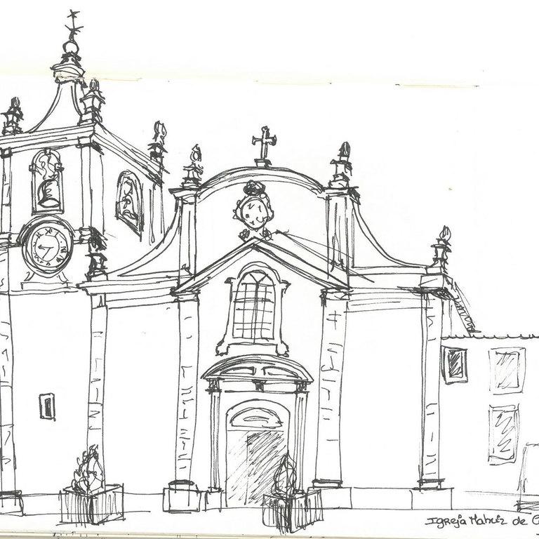Condeixa Parish Church · Sara Gonçalves · 2017/2018
