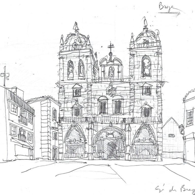 Braga Cathedral · Francisco Almeida · 2016/2017
