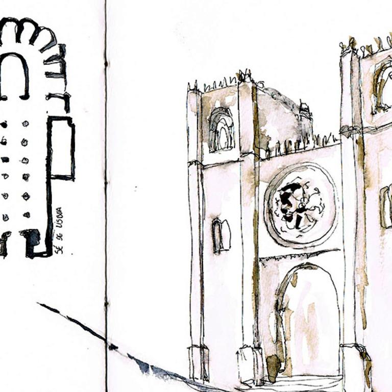 Lisboa Cathedral · Fernando Couto · 2012/2013