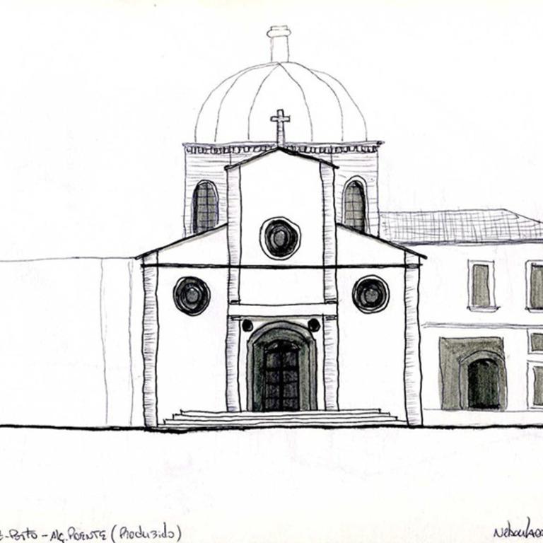 Interpretation sketch · Nelson Ladeira · 2012/2013