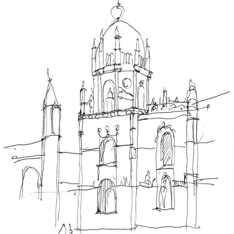 Mosteiro dos Jerónimos · Ana Cláudia Ribeiro · 2017/2018