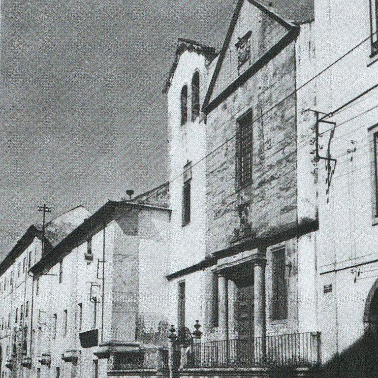Colégio e Igreja da Graça, anos 40 do séc. XX, Inventário Artístico da Cidade de Coimbra