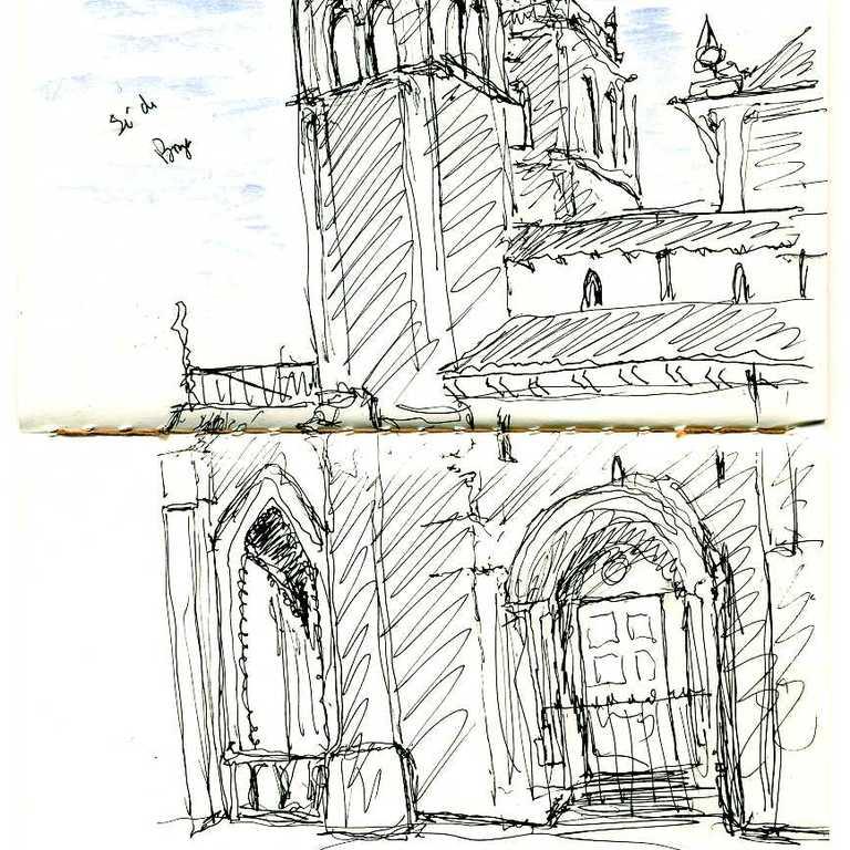 Braga Cathedral · Luís Macedo · 2014/2015