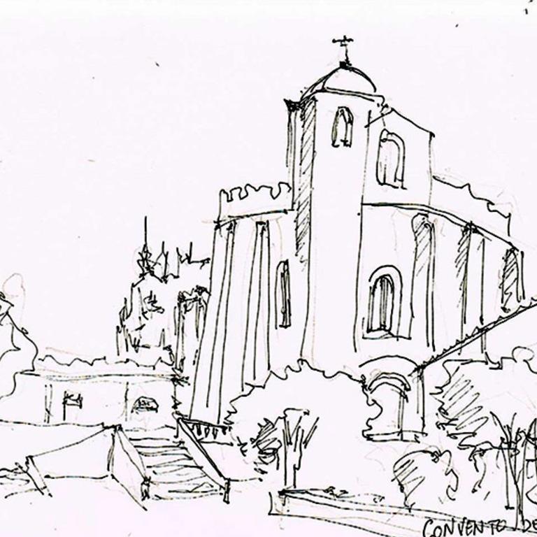 Convent of Christ, Tomar · Miguel Mesquita · 2012/2013