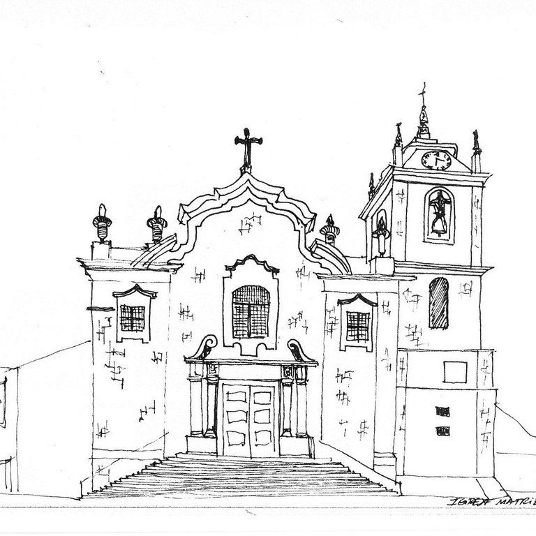Ançã Parish Church · Érica roda · 2017/2018