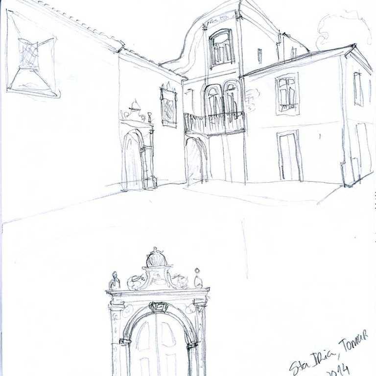 Santa Iria Convent, Tomar · Ana Cortez · 2014/2015