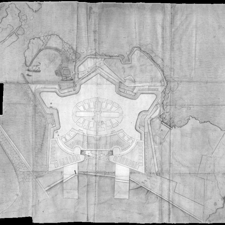 Sem título. Autor desconhecido, anterior a 1655. Arquivo Militar de Estocolmo. Disponível em: http://www.4gatos.es/MemoriaAusente/idiomas/portugues/fichas/letraS/sjuliao328.htm?lis=m3