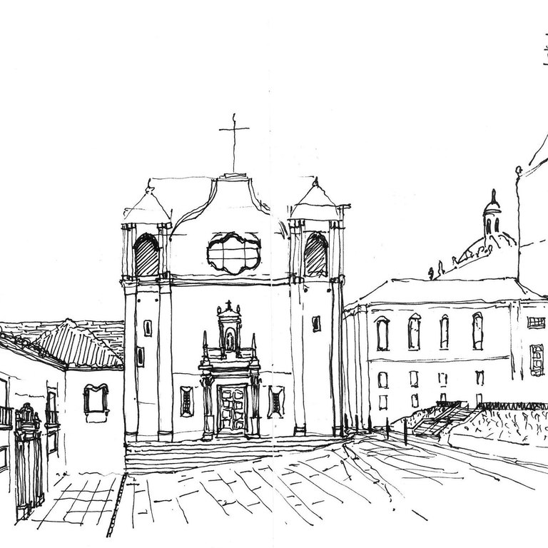 Igreja de São Salvador · Alexandre Meireles · 2016/2017