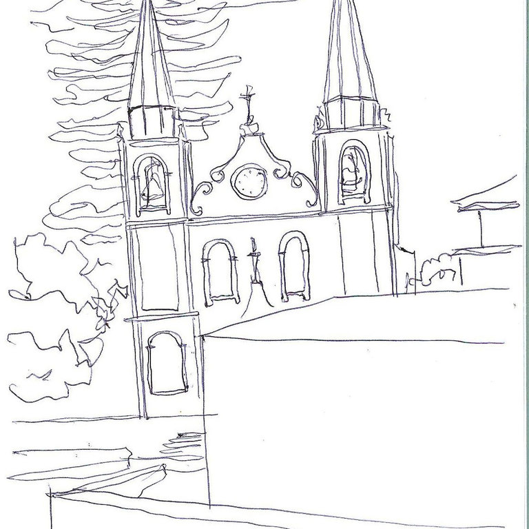 Igreja Santa Maria Madalena, Ilha do Pico · Décio Teixeira · 2015/2016