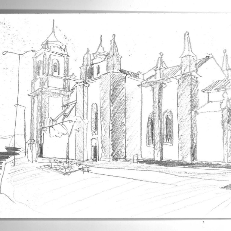 Church · José Taborda · 2017/2018