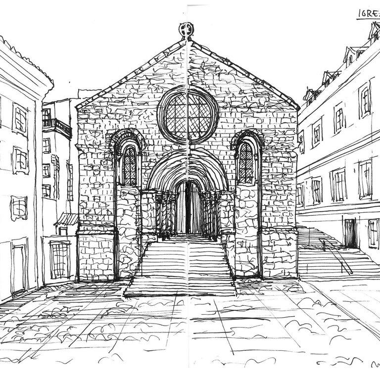 São Tiago Church · Alexandre Meireles · 2016/2017