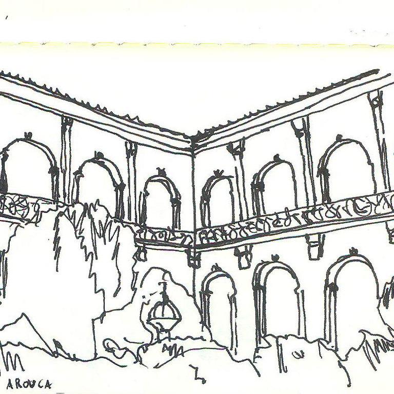 Arouca Monastery, Aveiro · Marco Silva · 2015/2016