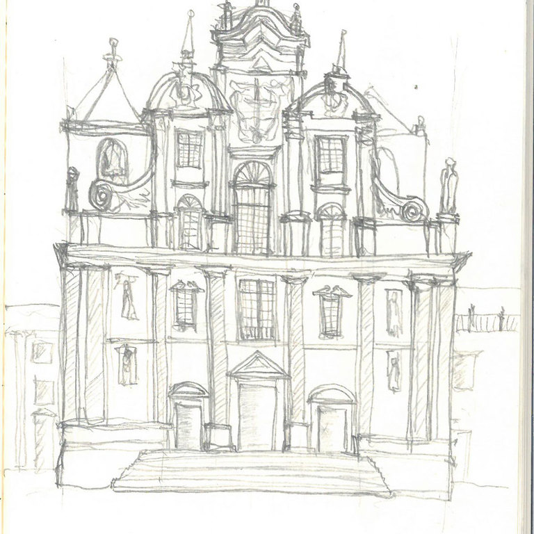 New Cathedral · André Santiago · 2017/2018
