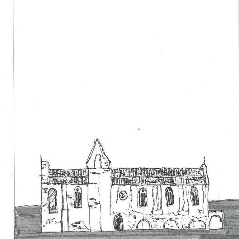 Mosteiro de Santa Clara-a-Velha · Daniela Silva · 2017/2018