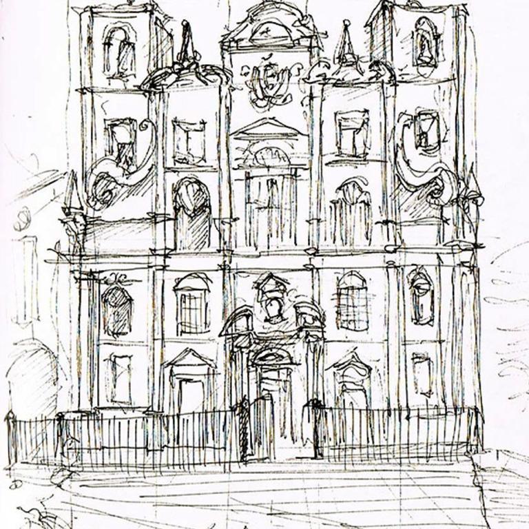 S. Lourenço Church (Grilos), Porto · Tânia Correia · 2012/2013