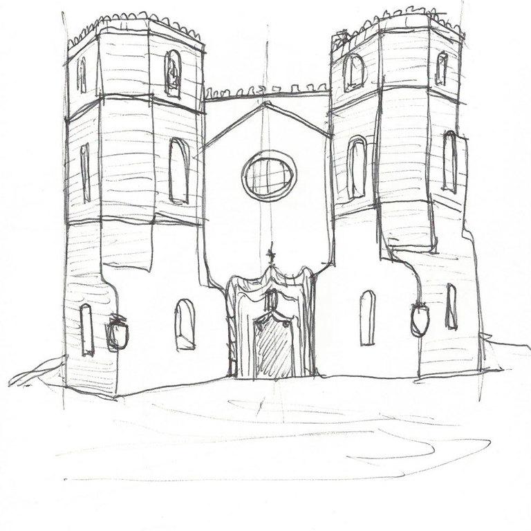 Guarda Cathedral · André Santiago · 2017/2018